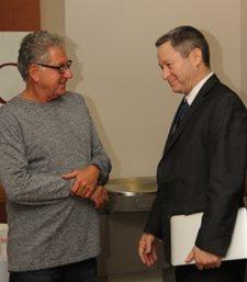 Drs. Perlman and Eliav