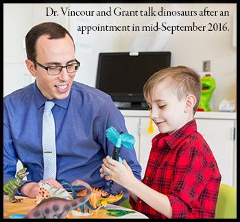 Jeffrey Vincour and Grant