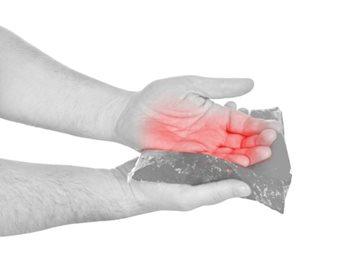 Hurt hand
