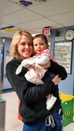 Heather and Maiya