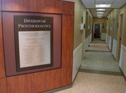 prostho clinic entrance