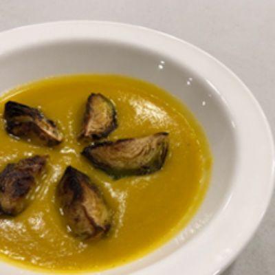 Spiced Squash Soup