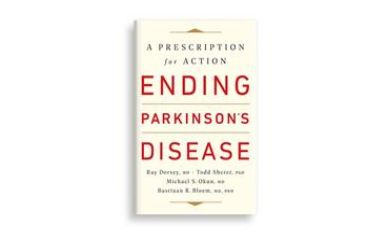 New Book Details Roadmap to Prevent and Treat Parkinson's