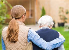 caregiver for older adult