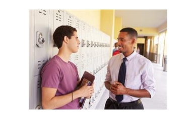 Strong Student-Adult Relationships Lower Suicide Attempts in High Schools
