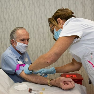 Early Signs Indicate Pfizer Coronavirus Vaccine is Effective
