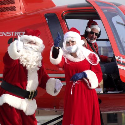 Holiday Cheer For Our Ho-Ho-Hospital Workers