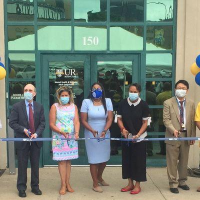 UR Medicine Opens City's Largest Outpatient Mental Health Services Center