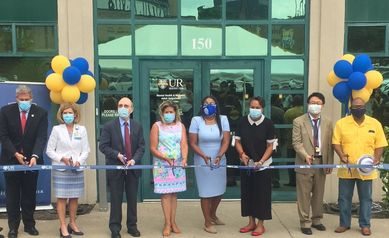 UR Medicine Opens City's Largest Outpatient Mental Health Services Center