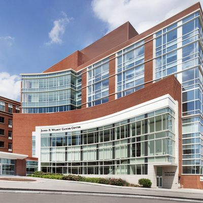 2012 Wilmot Cancer Center addition