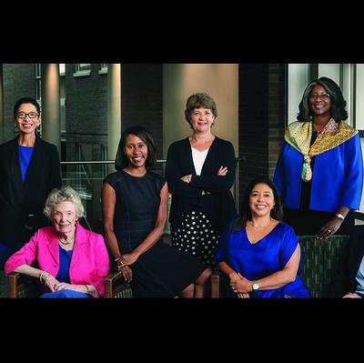 Profiles in Perseverance — Vivian Lewis, MD