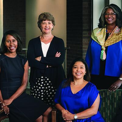 Profiles in Perseverance — Erika U. Augustine, MD