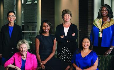 Profiles in Perseverance — Linda H. Chaudron, M.D.