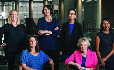 Profiles in Perseverance — Deborah J. Fowell, PhD