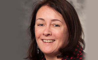 Ruth O'Regan Named Department of Medicine Chair