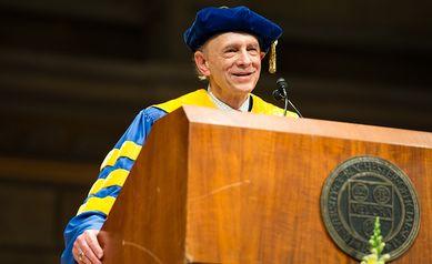 School of Medicine and Dentistry Alumnus Harvey J. Alter Wins Nobel Prize