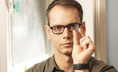 Fresh Faces, New Energy: Ben Frisch, Ph.D.