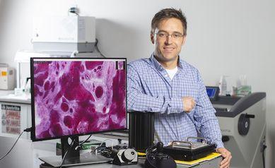 Fresh Faces, New Energy: Michael Giacomelli, Ph.D.