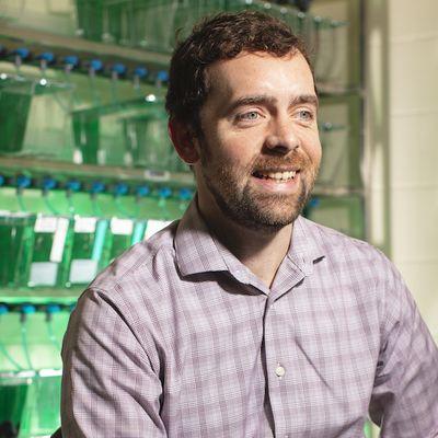 Fresh Faces, New Energy: Patrick Murphy, Ph.D.