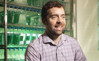 Fresh Faces, New Energy: Patrick Murphy, Ph.D.