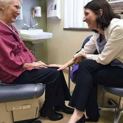 Elderly Cancer Care