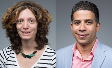 Investigators receive national recognition for neuroscience research