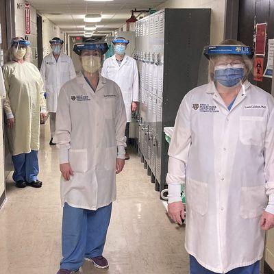 neuroscience faculty