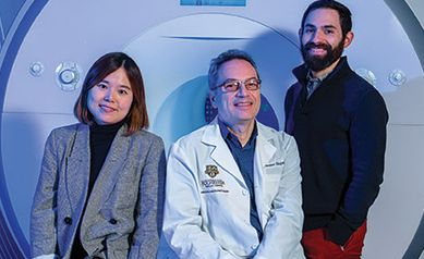 New Frontiers in Neuroimaging