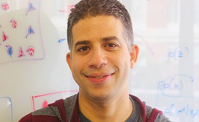 Q&A with Manuel Gomez-Ramirez, Ph.D.