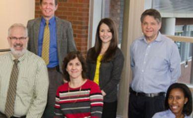 Batten Disease researchers