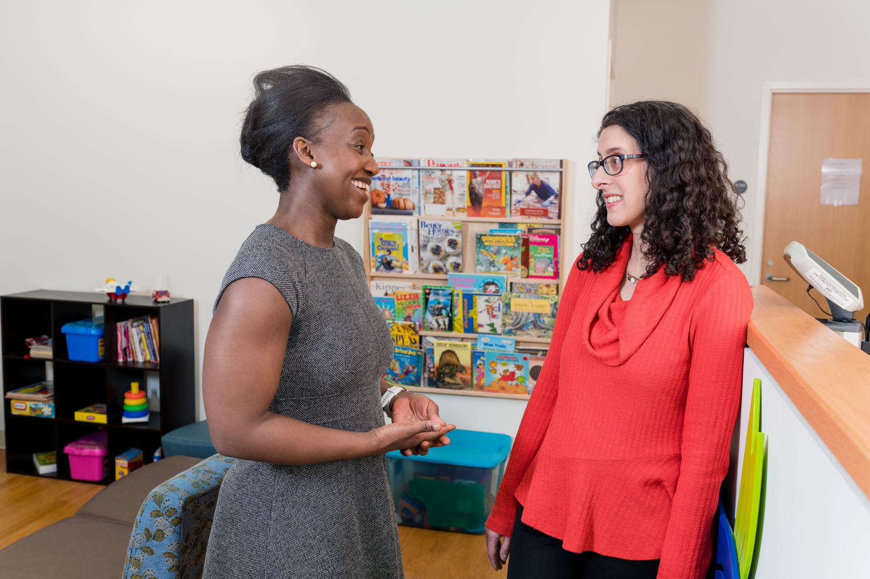 Tufikameni Brima, Ph.D. and Laura Silverman, Ph.D. discuss their research in the field of IDD.