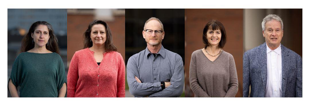 Ania Busza, M.D., Ania Majewska, Ph.D., Ed Freedman, Ph.D., Margot Mayer-Proschel, Ph.D., Harris Gelbard, M.D., Ph.D.