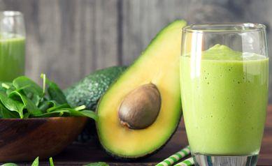 Avocado-Pineapple Smoothie