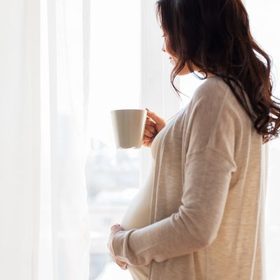 Brain changed by caffeine in utero, study finds