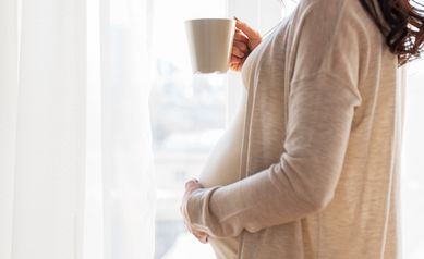 Brain changed by caffeine in utero, study finds