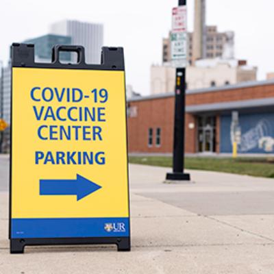 covid-19 vaccine center