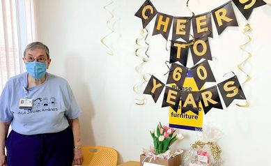 60 Years Strong: How Helping Others Created a Happy Career in Health Care