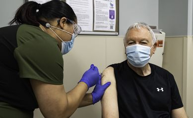 You Got the COVID Vaccine. How Long Are You Protected?