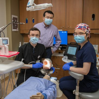 Fauci Advisor Cites Eastman Institute for Oral Health Research