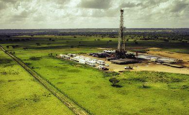 fracking rural