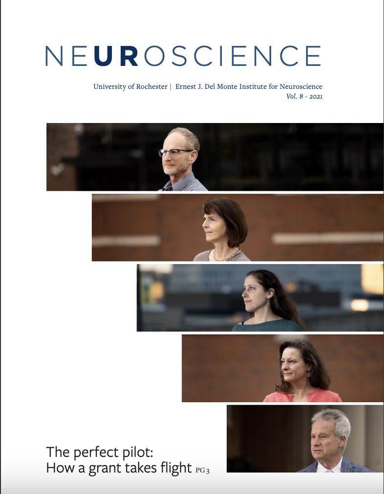 NeURoscience Cover