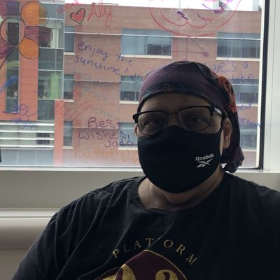 Finding Family and France, Figuratively: One Lymphoma Patient's Stem Cell Transplant Story