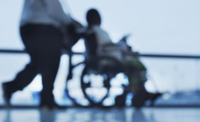 covid wheelchair