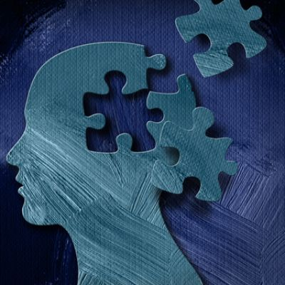 abstract Alzheimer's image