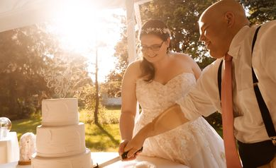 A Love Story Written in the Stars: Wilmot Team Helps Couple Marry Despite Cancer