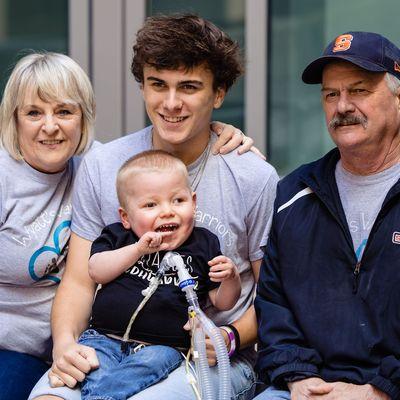 Miracle Kids 2021: Wyatt Robson