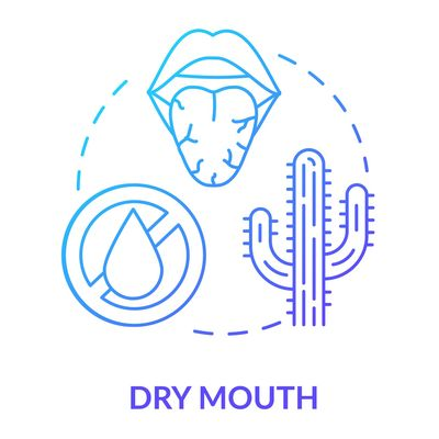 Dry mouth
