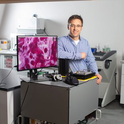Brilliant! Wilmot Researcher Makes Popular Science Magazine's List of Game Changers