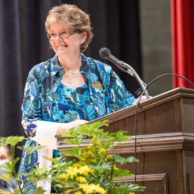 School of Nursing Dean Kathy Rideout to Step Down at End of Academic Year