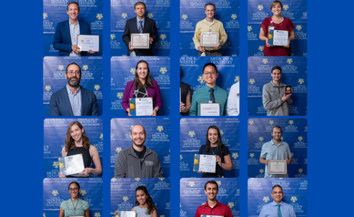 Del Monte affiliated members honored at ceremony to kick-off academic year